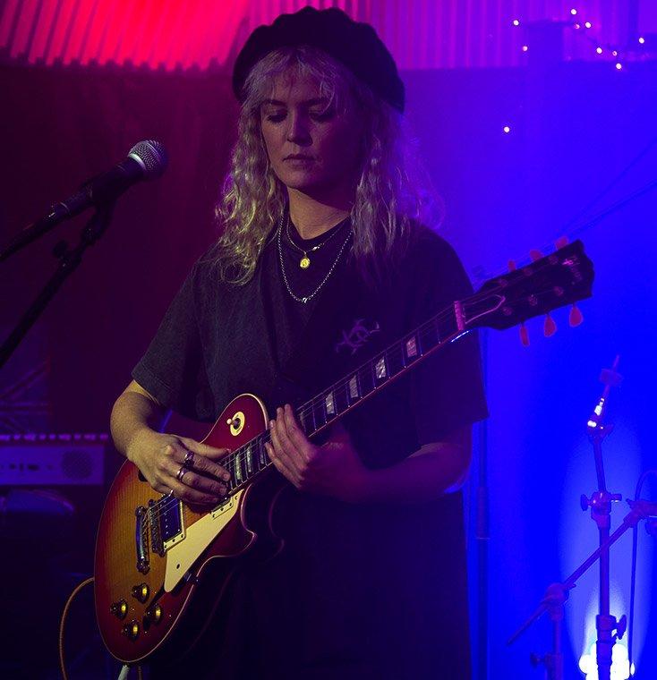 Frances Lion Fuel The Music