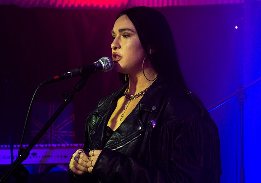 Sabrina Kennedy Fuel The Music